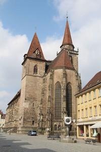 St. Johanniskirche in Ansbach