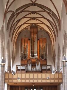 Rieger-Mühleisen-Orgel