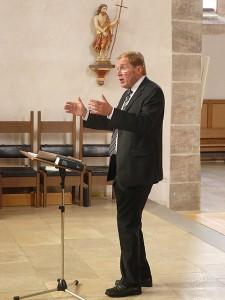 KMD Rainer Goede ist seit 35 Jahren in Ansbach im Dienst