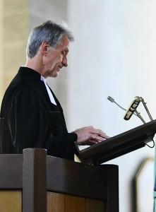 Pfarrer Walter Steinmaier