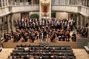 """Aufführung des Oratoriums """"Die letzten Dinge"""" am 31. Oktober 2013"""