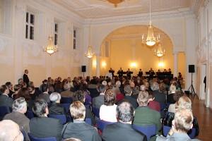 Empfang in der Karlshalle zur Verabschiedung von KMD Rainer Goede, 31. Oktober 2013