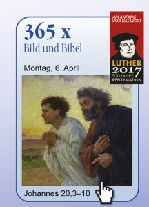 365 x Bild und Bibel ab 31. Oktober auf unserer Webseite