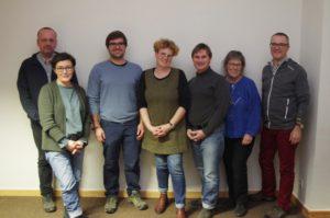 Das Umweltteam in St. Johannis