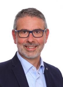Dekan Dr. Matthias Büttner